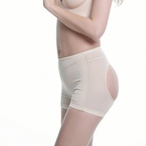 Shorty Panty liftant remonte-fesses | Butt Lifter | Beige