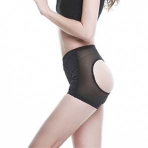 Shorty Panty liftant remonte-fesses | Butt Lifter | Noir
