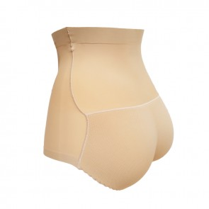 Butt Secret met Hoge Taille - Push Up voor de billen - Beige