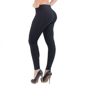 Jalana Push-Up Legging | Zwart