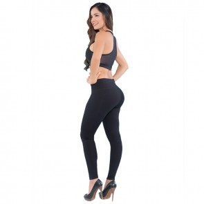 Les leggings de Push-up | Noir